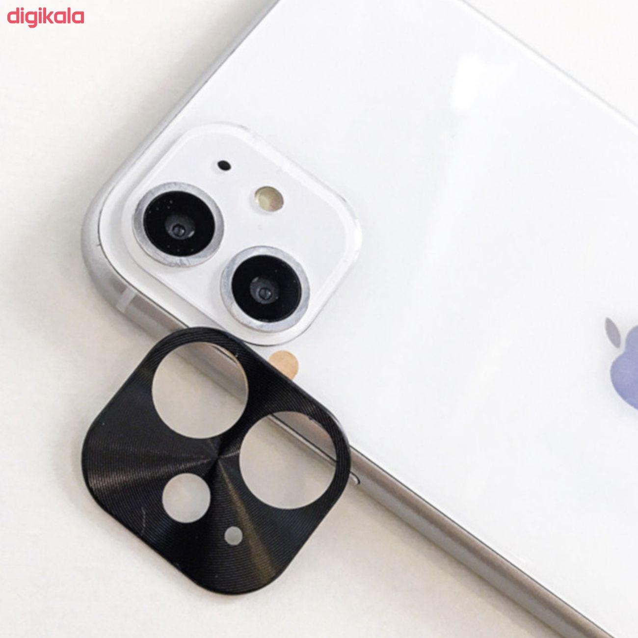 محافظ لنز دوربین مدل Me-1 مناسب برای گوشی موبایل اپل iPhone 11 main 1 2