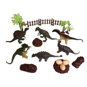 فیگور مدل دایناسور مجموعه 14 عددی