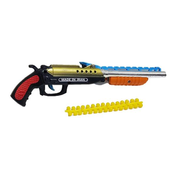 تفنگ بازی مدل تپانچه دولول