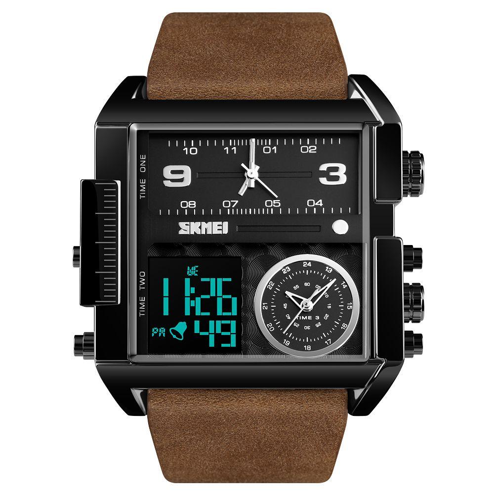 ساعت مچی عقربه ای مردانه اسکمی مدل 1391GH-NP -  - 5