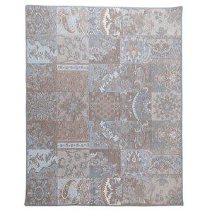 فرش پارچه ای سی فرش مدل شانل کد 11003