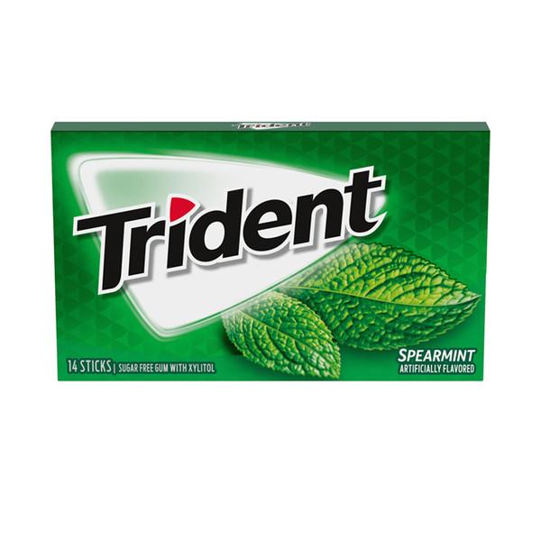 آدامس تریدنت با طعم نعناع - 30 گرم