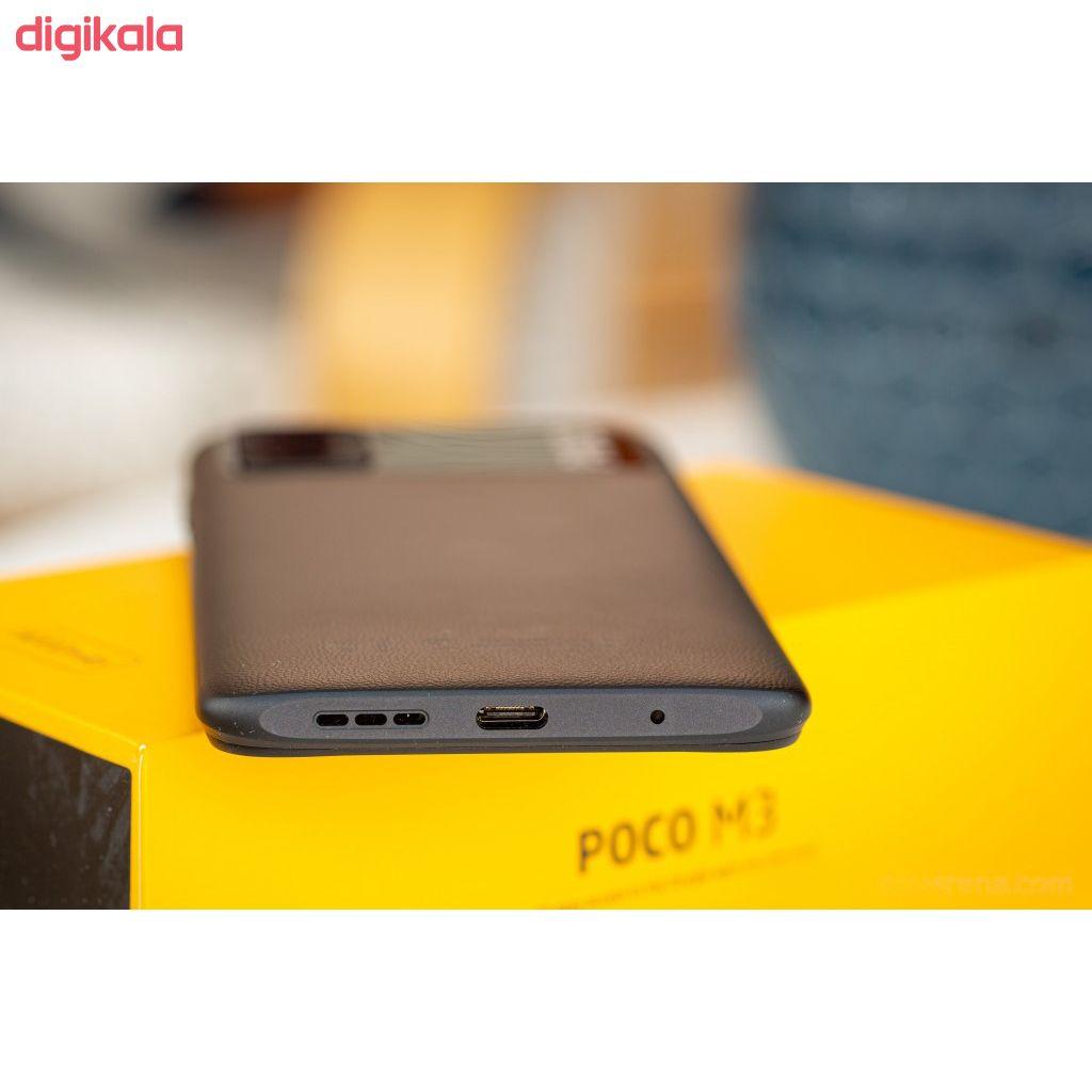 گوشی موبایل شیائومی مدل POCO M3 M2010J19CG دو سیم کارت ظرفیت 128 گیگابایت main 1 7