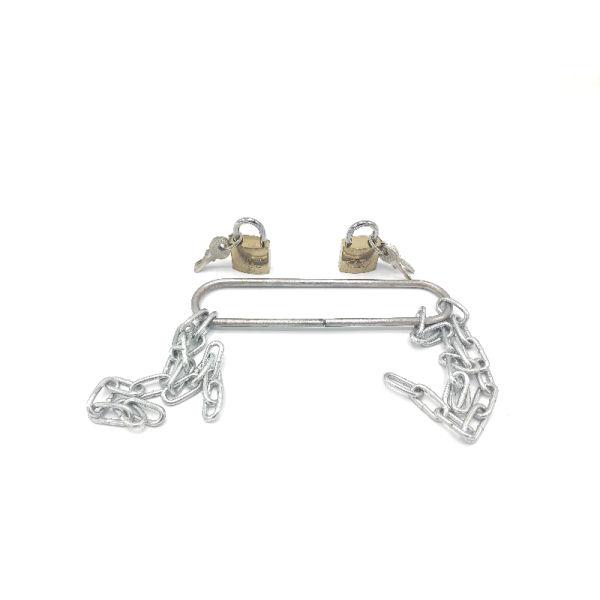 ابزار شعبده بازی مدل قفل و زنجیر کد EMC-981