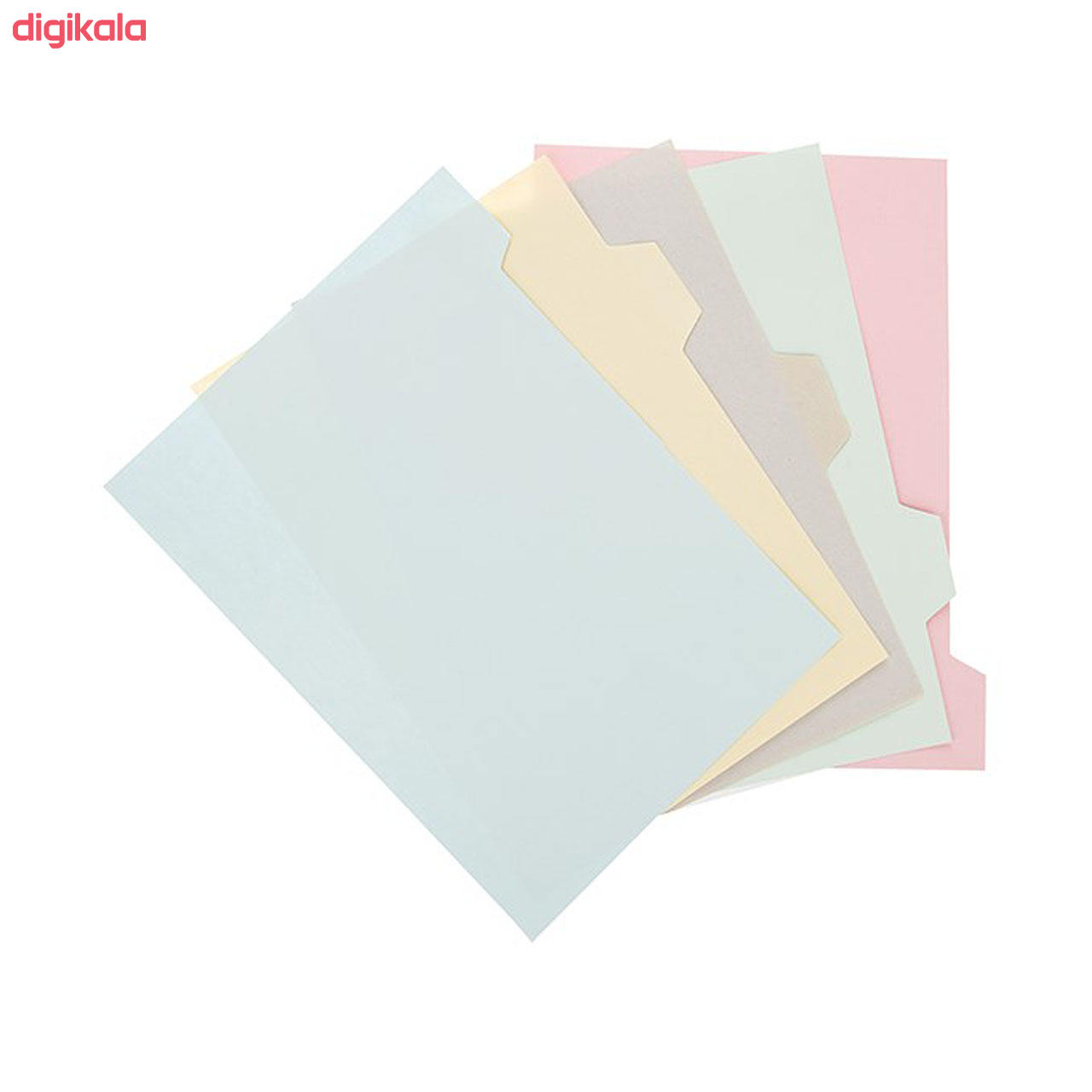 دیوایدر 5 رنگ بسته 100 عددی main 1 2