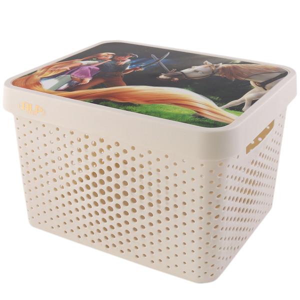 جعبه اسباب بازی کودک آلپ مدل 100411