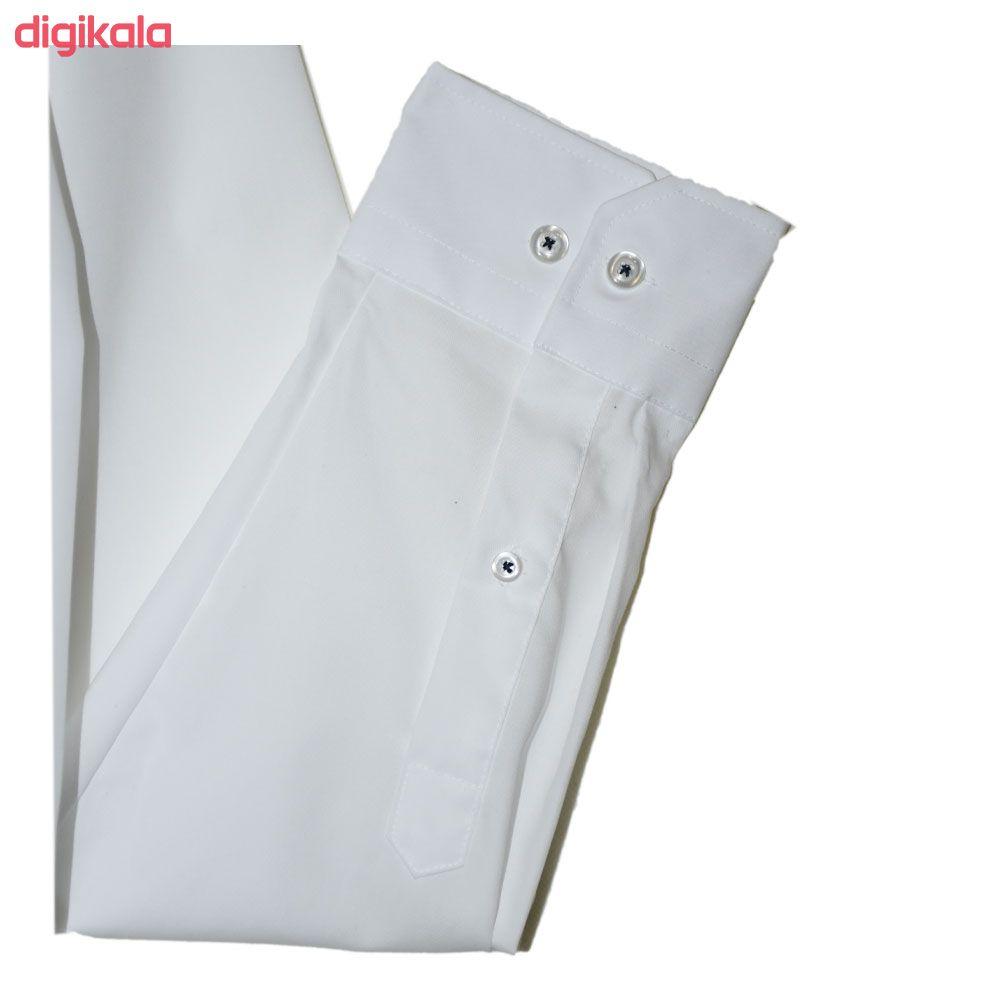 پیراهن آستین بلند مردانه نوبل لیگ کد 292033 main 1 2
