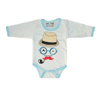 بادی آستین بلند نوزادی کد 555