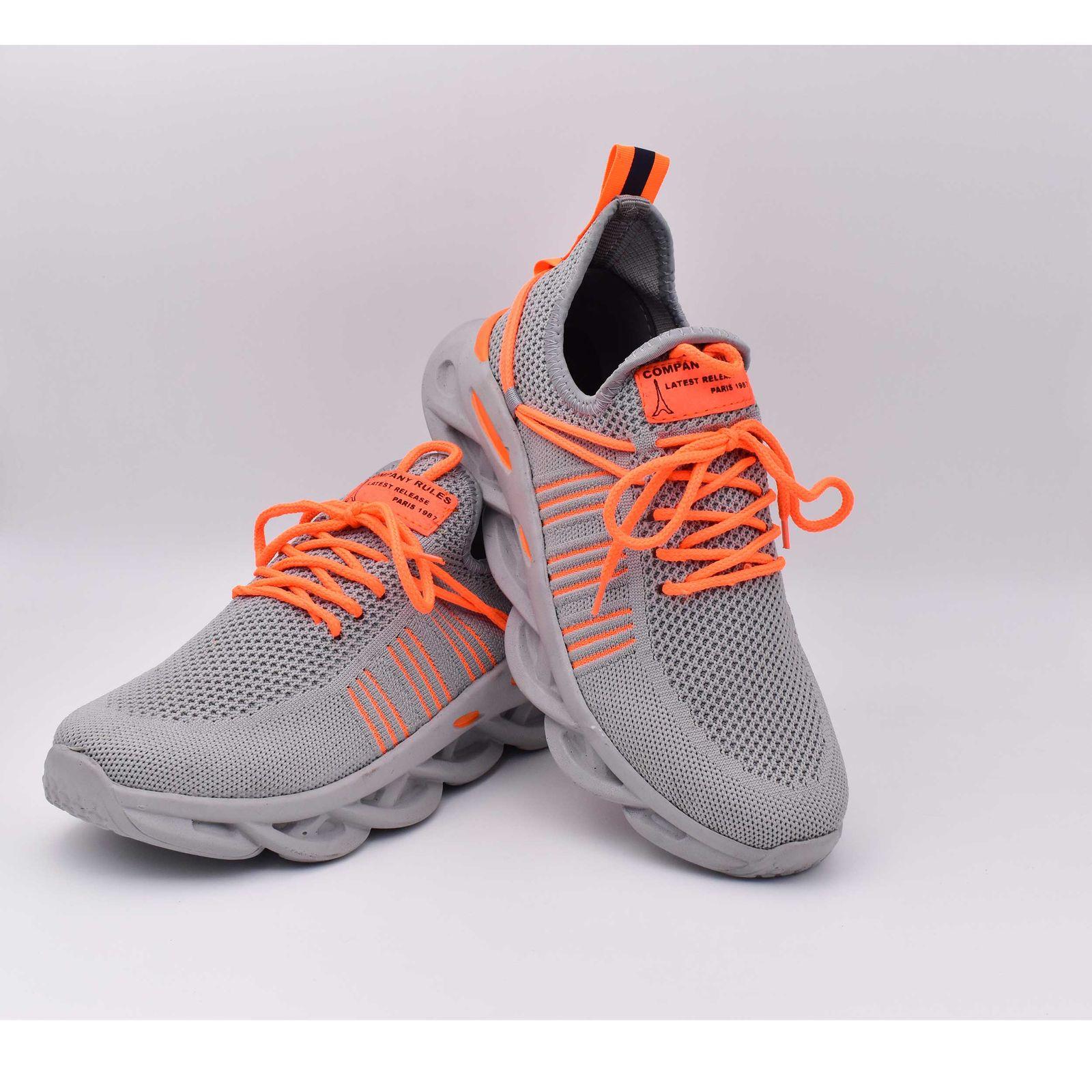 کفش دویدن مردانه مدل پارسا کد B1071-2 -  - 7