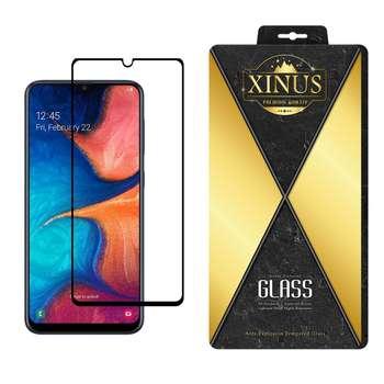 محافظ صفحه نمایش 5D ژینوس مدل FGX مناسب برای گوشی موبایل سامسونگ Galaxy A20