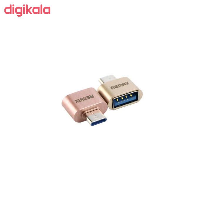 مبدل OTG USB-C ریمکس مدل OT06 main 1 1