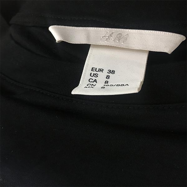 تی شرت زنانه اچ اند ام مدل 0603153