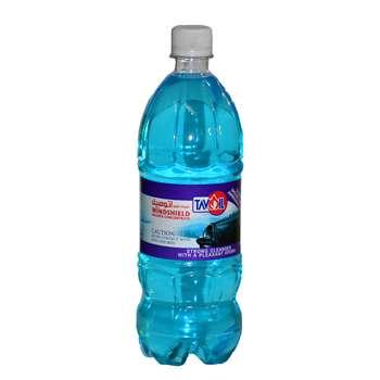 مایع شیشه شوی خودرو تاو کد 021 حجم 1 لیتر