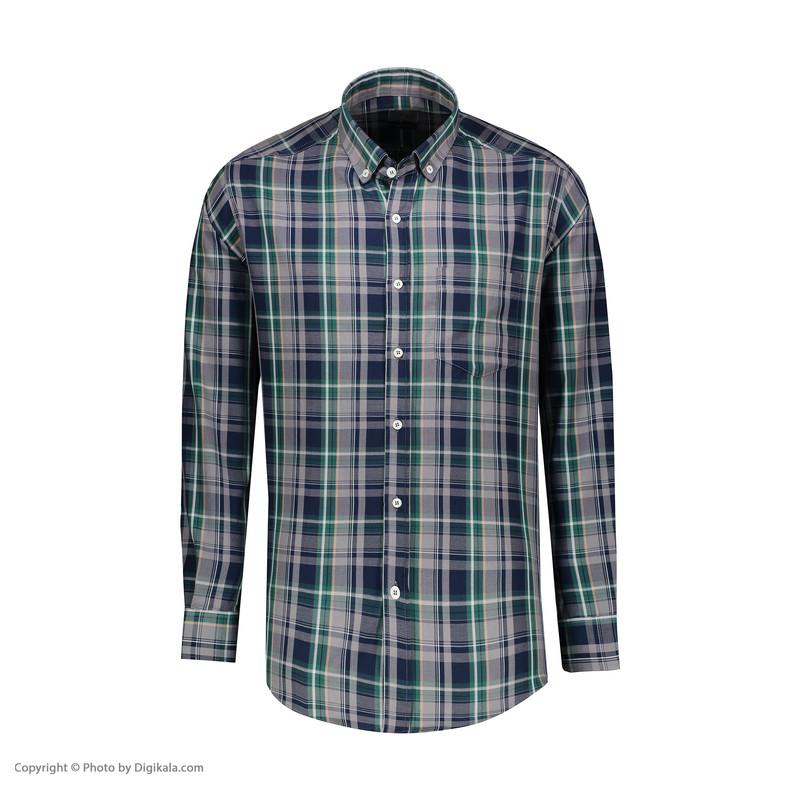 پیراهن آستین بلند مردانه زی مدل 1531336MC