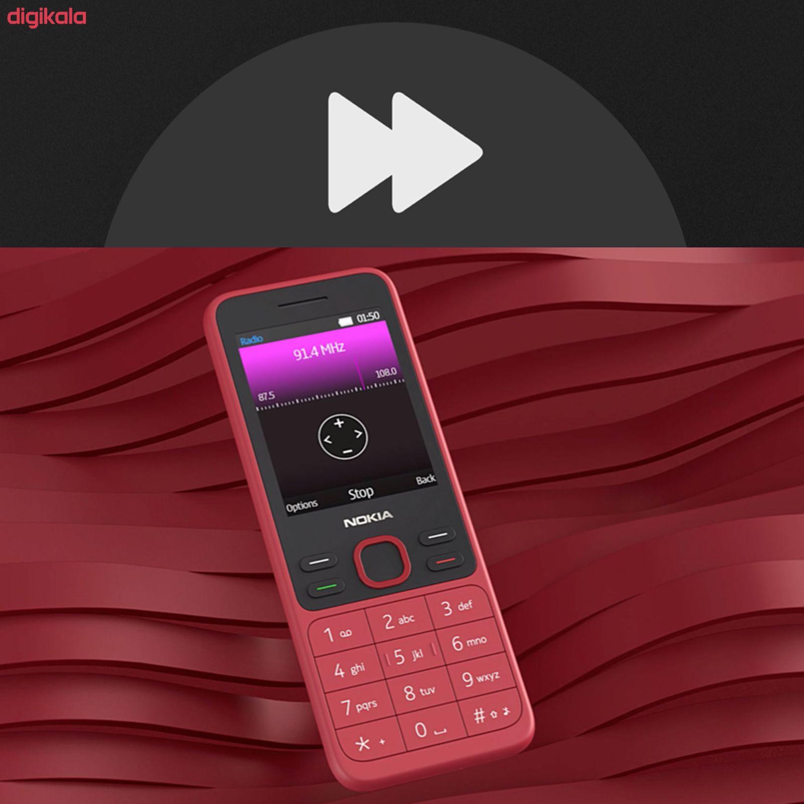 گوشی موبایل نوکیا مدل 150 - 2020 TA 1235 DS دو سیم کارت main 1 10