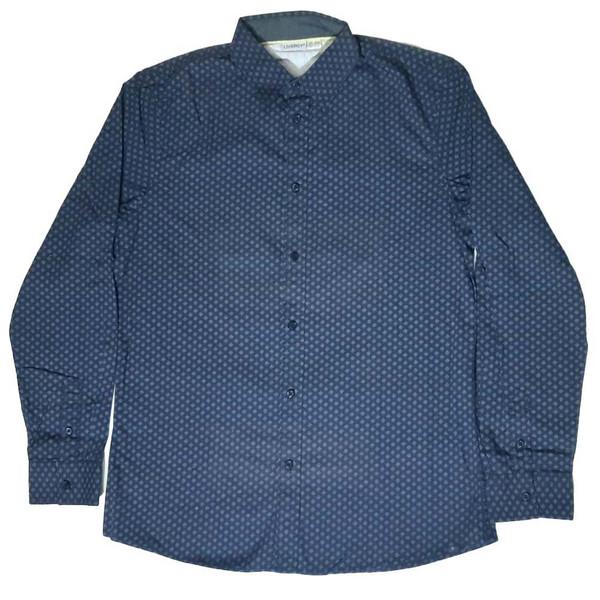 پیراهن آستین بلند مردانه لیورجی مدل hn220
