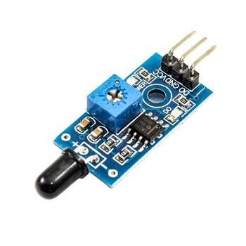 ماژول سنسور شعله کد BLU