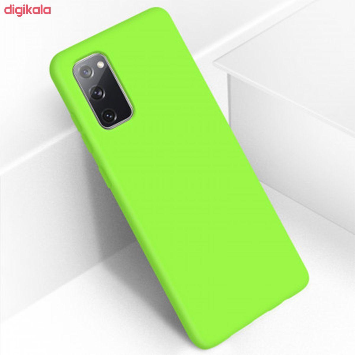 کاور مدل PHSIILK مناسب برای گوشی موبایل سامسونگ Galaxy S20 FE main 1 6