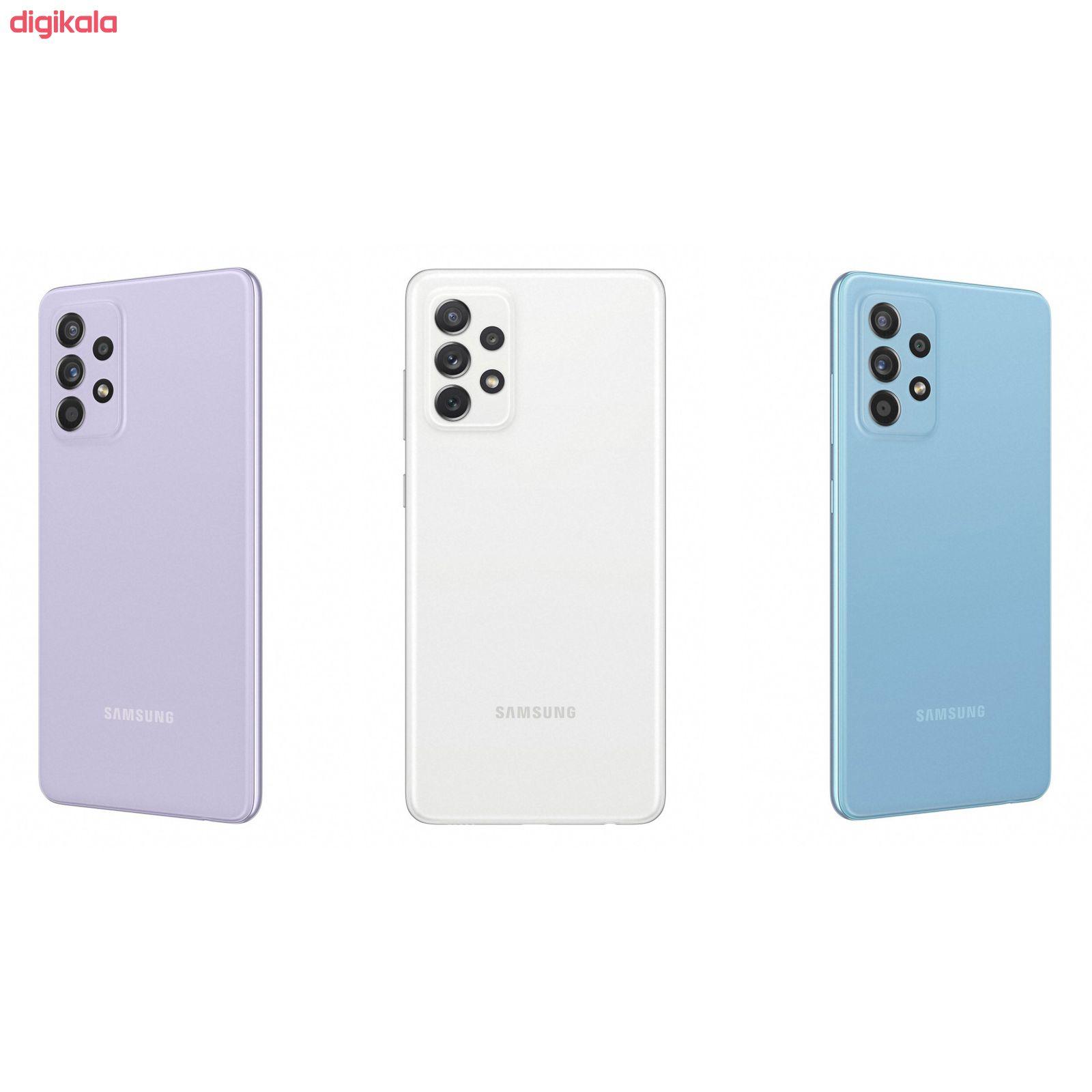 گوشی موبایل سامسونگ مدل  A52 SM-A525F/DS دو سیمکارت ظرفیت 256 گیگابایت و رم 8 گیگابایت main 1 5