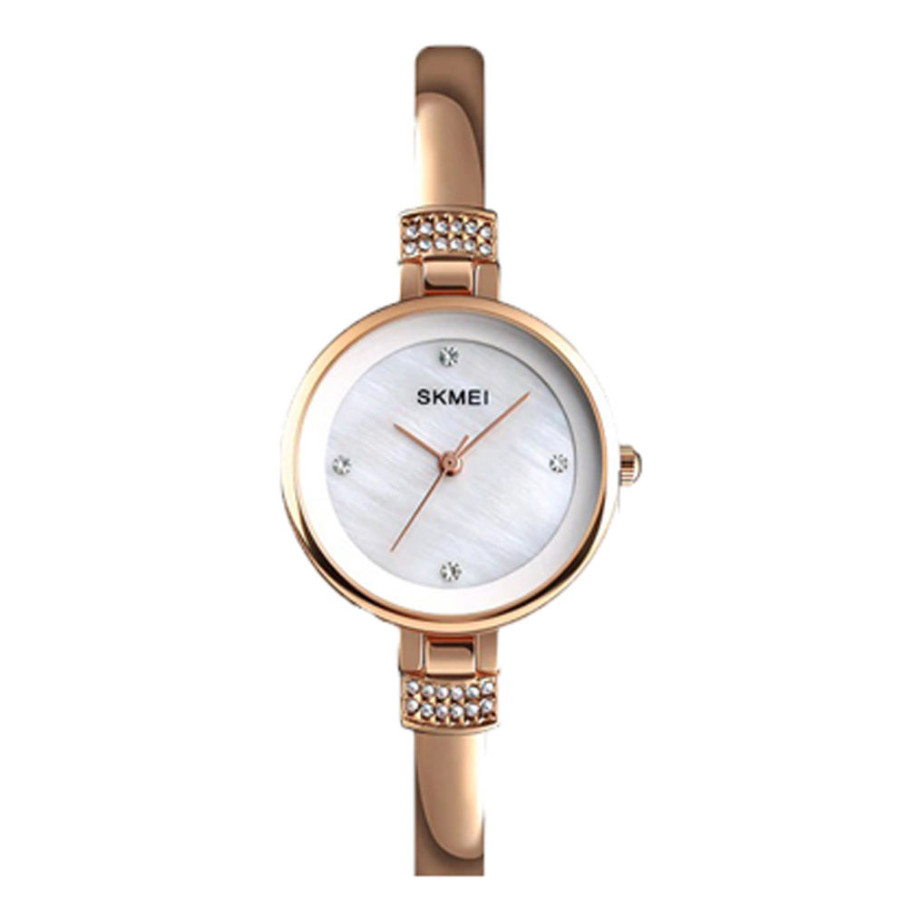 ساعت مچی عقربه ای زنانه اسکمی مدل 1409RG-NP