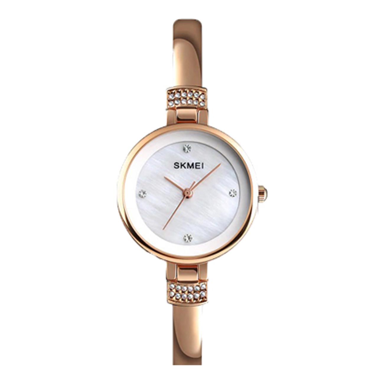 ساعت مچی عقربه ای زنانه اسکمی مدل 1409RG-NP -  - 2