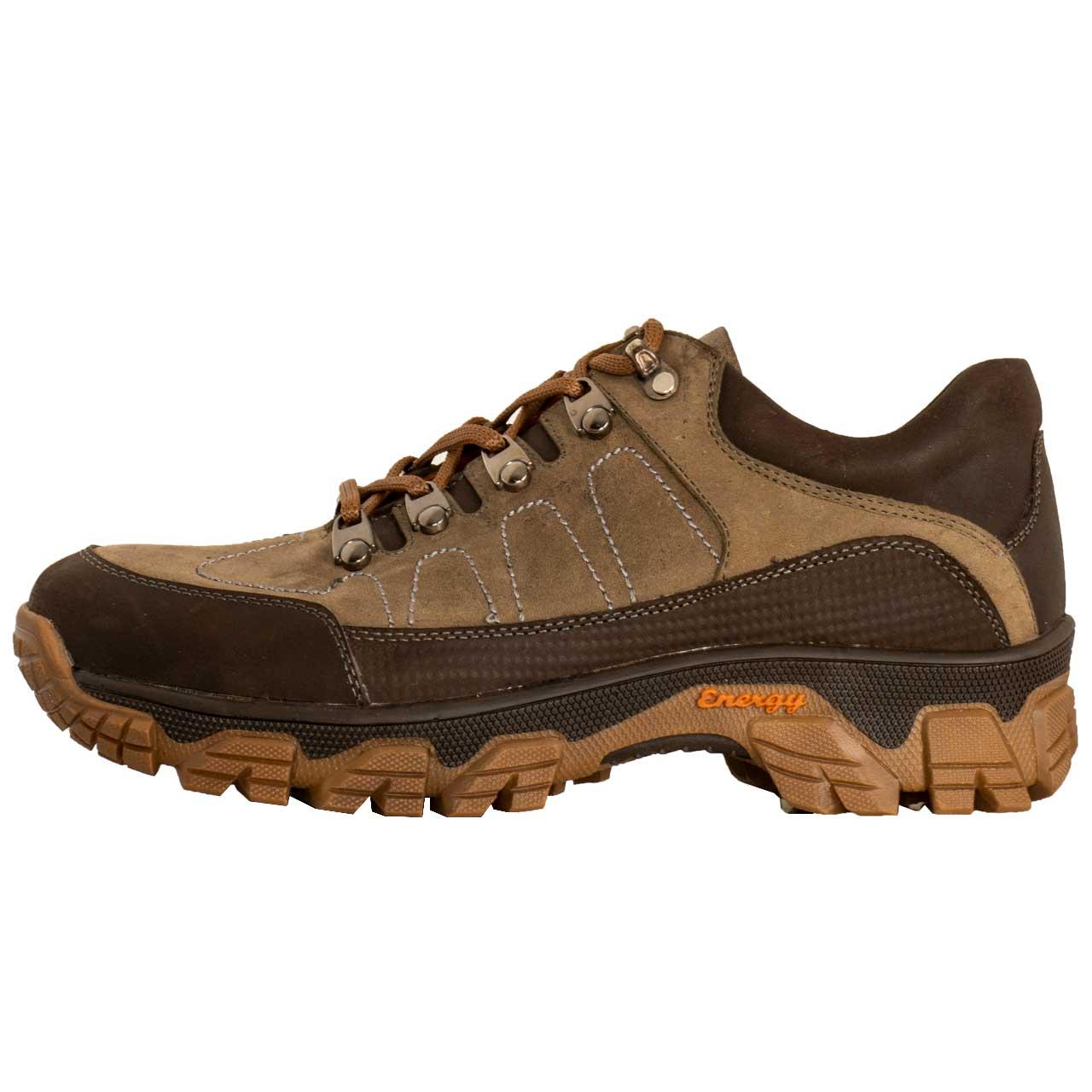 PARINECHARM leather men's hiking boots ,SHO221-8  Model