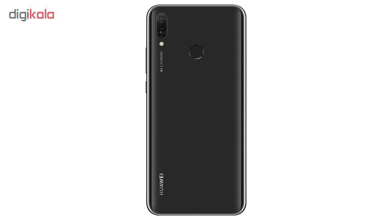 گوشی موبایل هوآوی مدل Y9 2019 JKM-LX1 دو سیم کارت ظرفیت 64 گیگابایت و رم 4 گیگابایت بههمراه شارژر همراه تسکو مدل TP 842N ظرفیت 10000 میلیآمپرساعت main 1 12