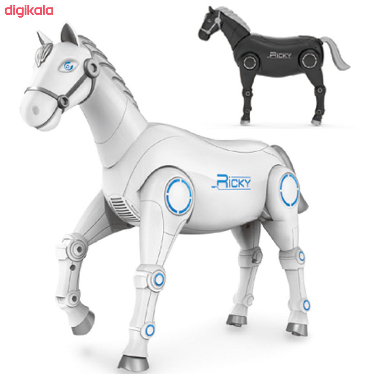 اسباب بازی طرح ربات مدل اسب هوشمند کد  A164966 main 1 1