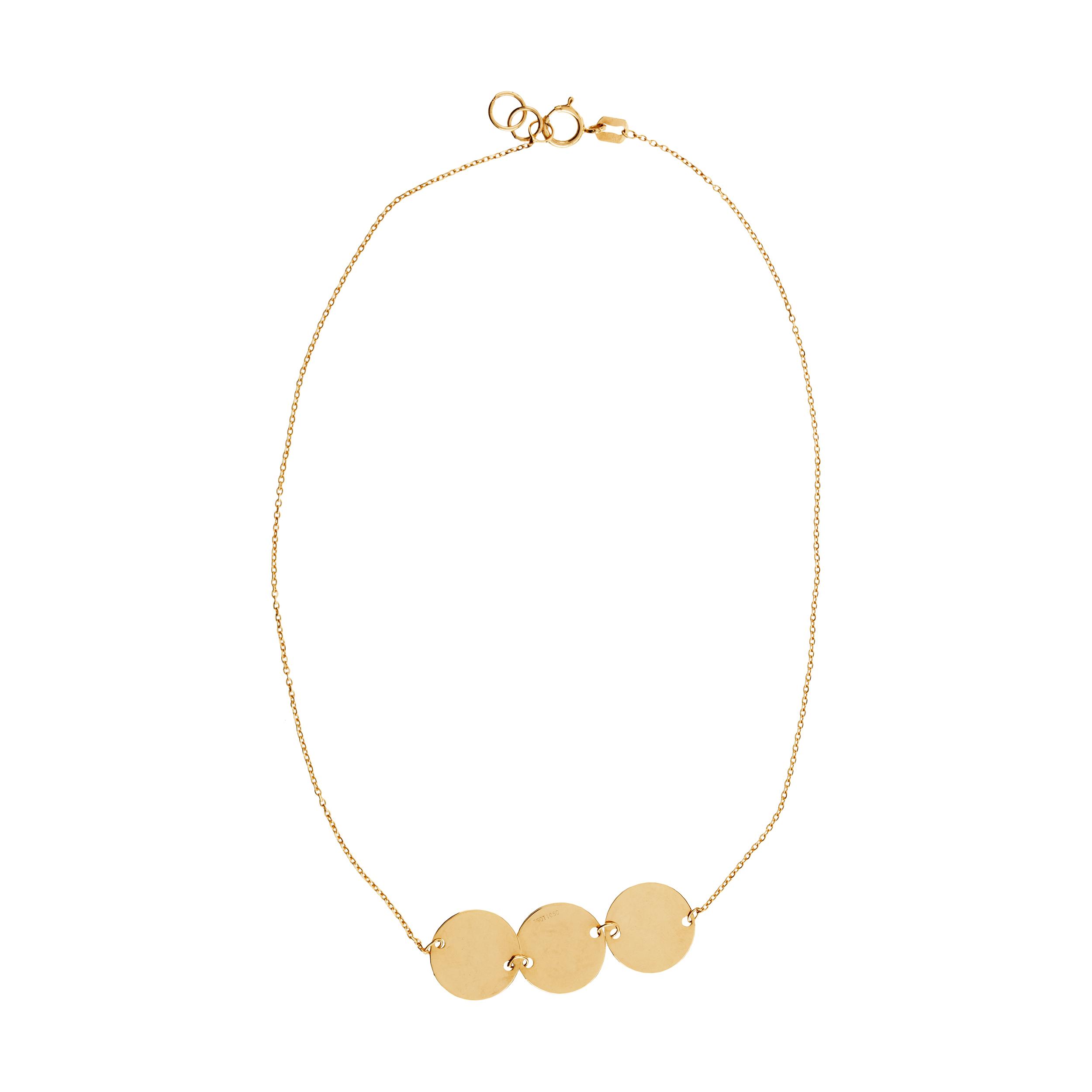 پابند طلا 18 عیار زنانه مایا ماهک مدل ZMA0126