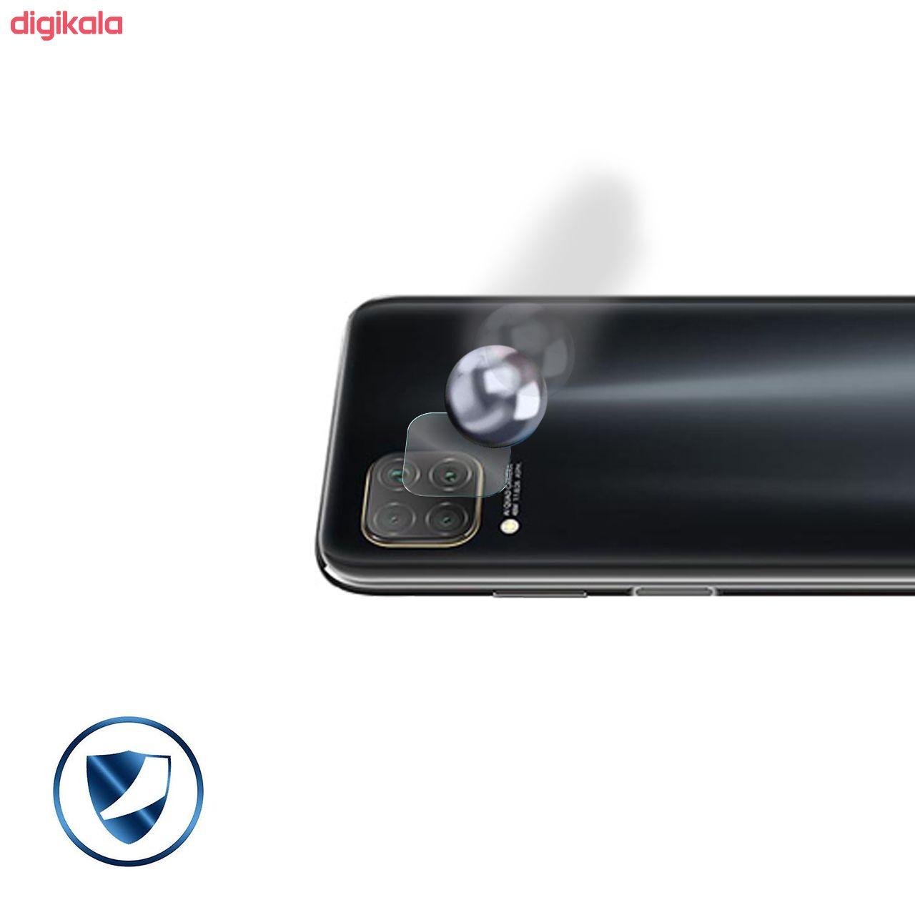 محافظ لنز دوربین سیحان مدل GLP مناسب برای گوشی موبایل هوآوی nova 7i main 1 2