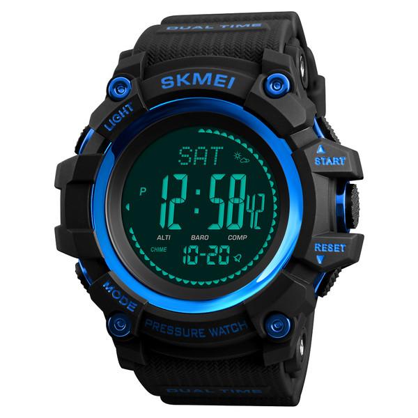 ساعت مچی دیجیتال مردانه اسکمی مدل 58-13 کد 08