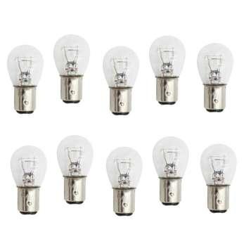 لامپ هالوژن خودرو کد s25 بسته ده عددی