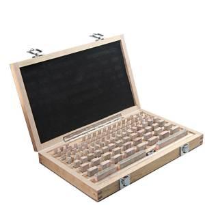 مجموعه 103 عددی گیج بلاک مدل G-0 سایز 0.5 الی 100 میلیمتری