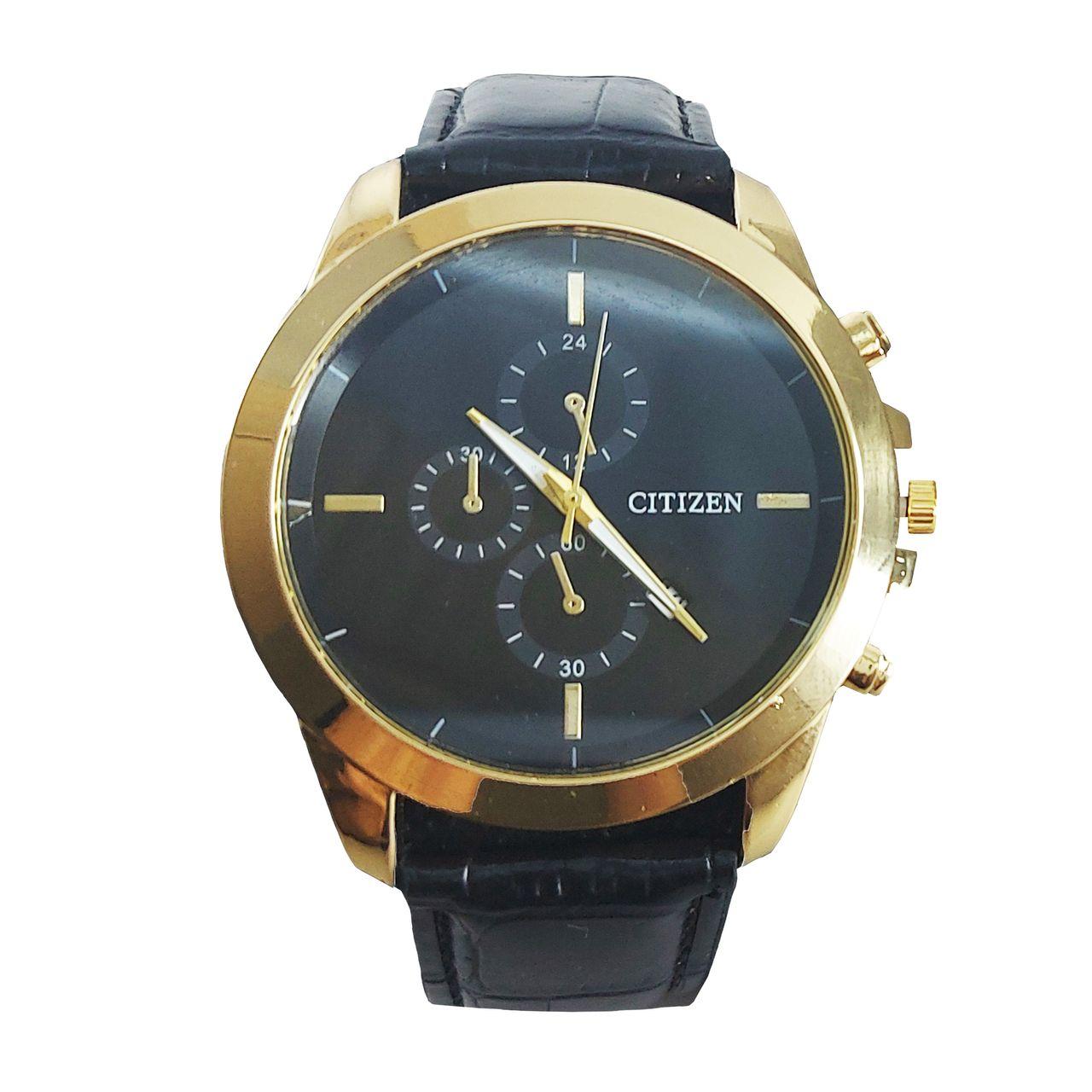 ساعت مچی عقربهای مردانه مدل CI G19                     غیر اصل