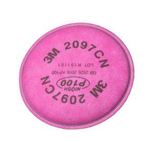 فیلتر ماسک تریام مدل 2097 P100