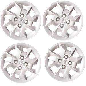 قالپاق چرخ صنایع خودرو حامد مدل Dankarr سایز 13 اینچ مناسب برای ساینا بسته 4 عددی