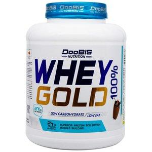 پودر پروتئین وی گلد 100 درصد دوبیس - 2270 گرم