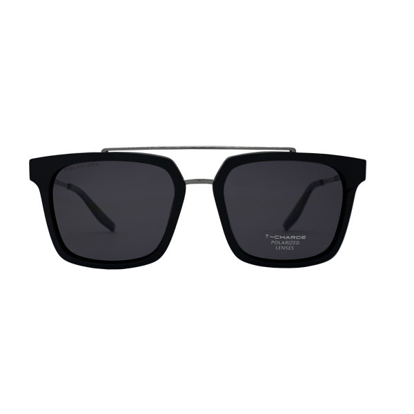 عینک آفتابی مردانه تی-شارج مدل TC 9065 A01