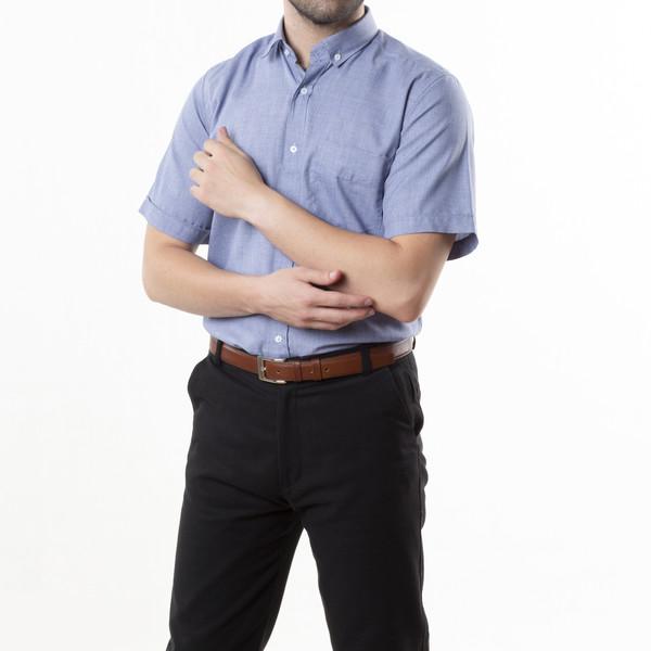 پیراهن آستین کوتاه مردانه زی سا مدل 1531406ML77