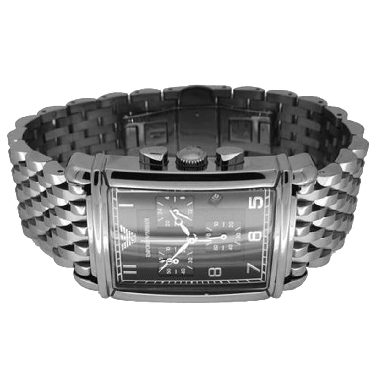 ساعت مچی عقربه ای مردانه امپریو آرمانی مدل AR0299