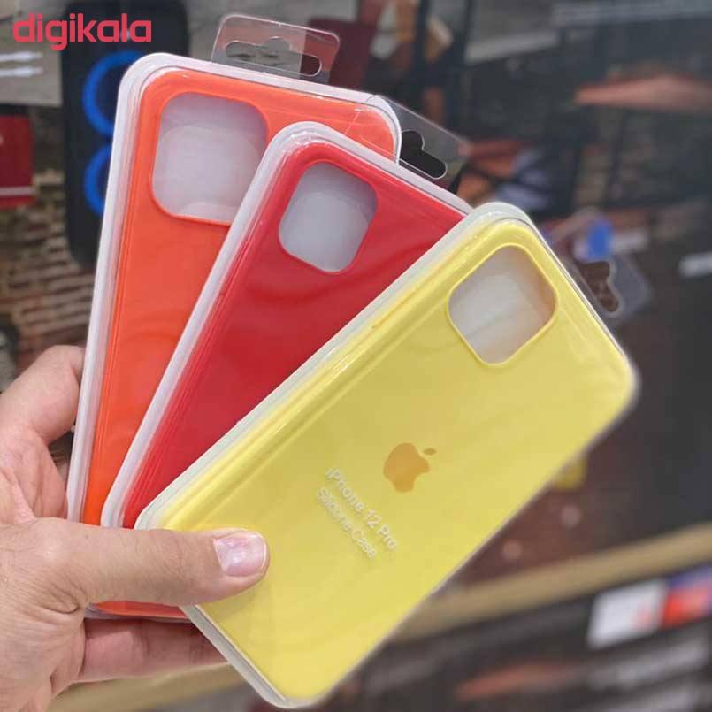 کاور مدل Silic مناسب برای گوشی موبایل اپل Iphone 12 Pro Max main 1 2