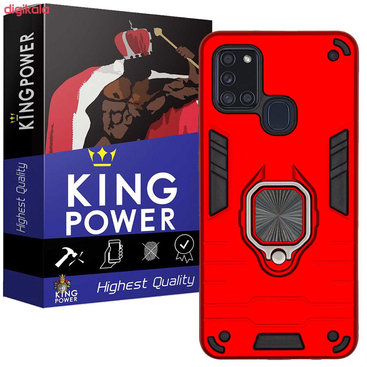کاور کینگ پاور مدل ASH22 مناسب برای گوشی موبایل سامسونگ Galaxy A21S main 1 10