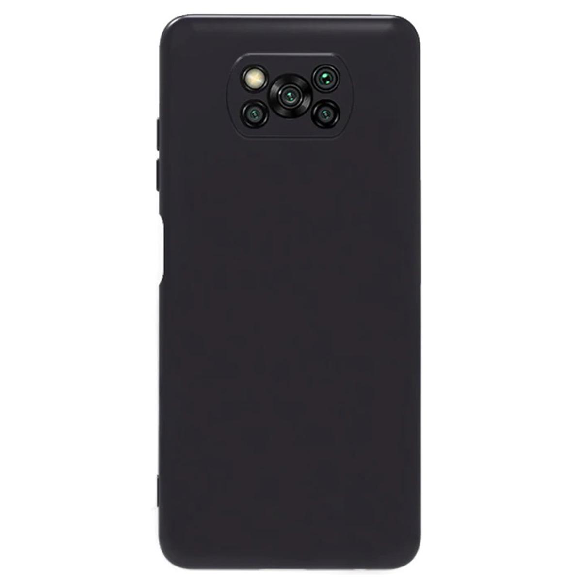 کاور مدل PHSILKG مناسب برای گوشی موبایل شیائومی Poco X3 Pro