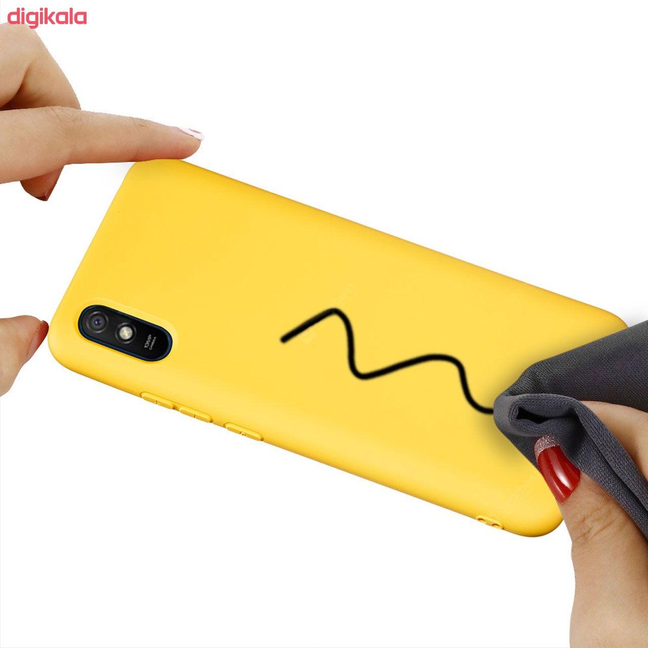 کاور مدل SLCN مناسب برای گوشی موبایل شیائومی Redmi 9A main 1 5