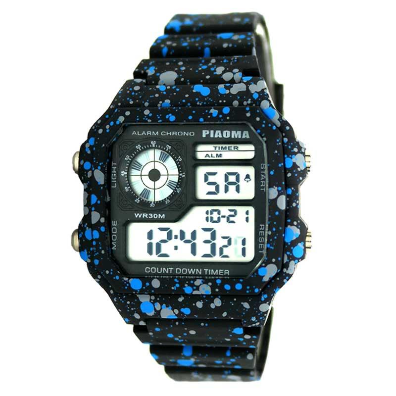 ساعت مچی دیجیتال مردانه پیائوما مدل SN-5520             قیمت
