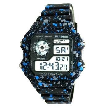 ساعت مچی دیجیتال مردانه پیائوما مدل SN-5520