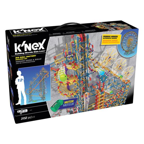 ساختنی کینکس مدل مجموعه کارخانه بزرگ توپ