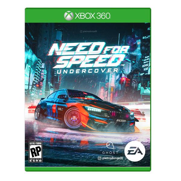 بازی Need For Speed:Undercover مخصوص Xbox 360