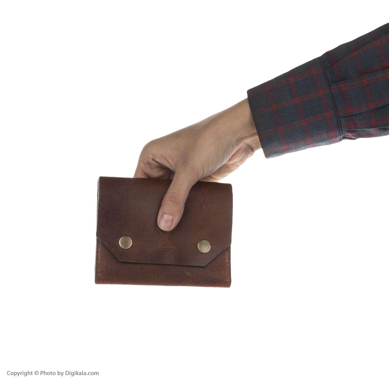 کیف پول مردانه چرم لانکا مدل PC-9-04 main 1 4