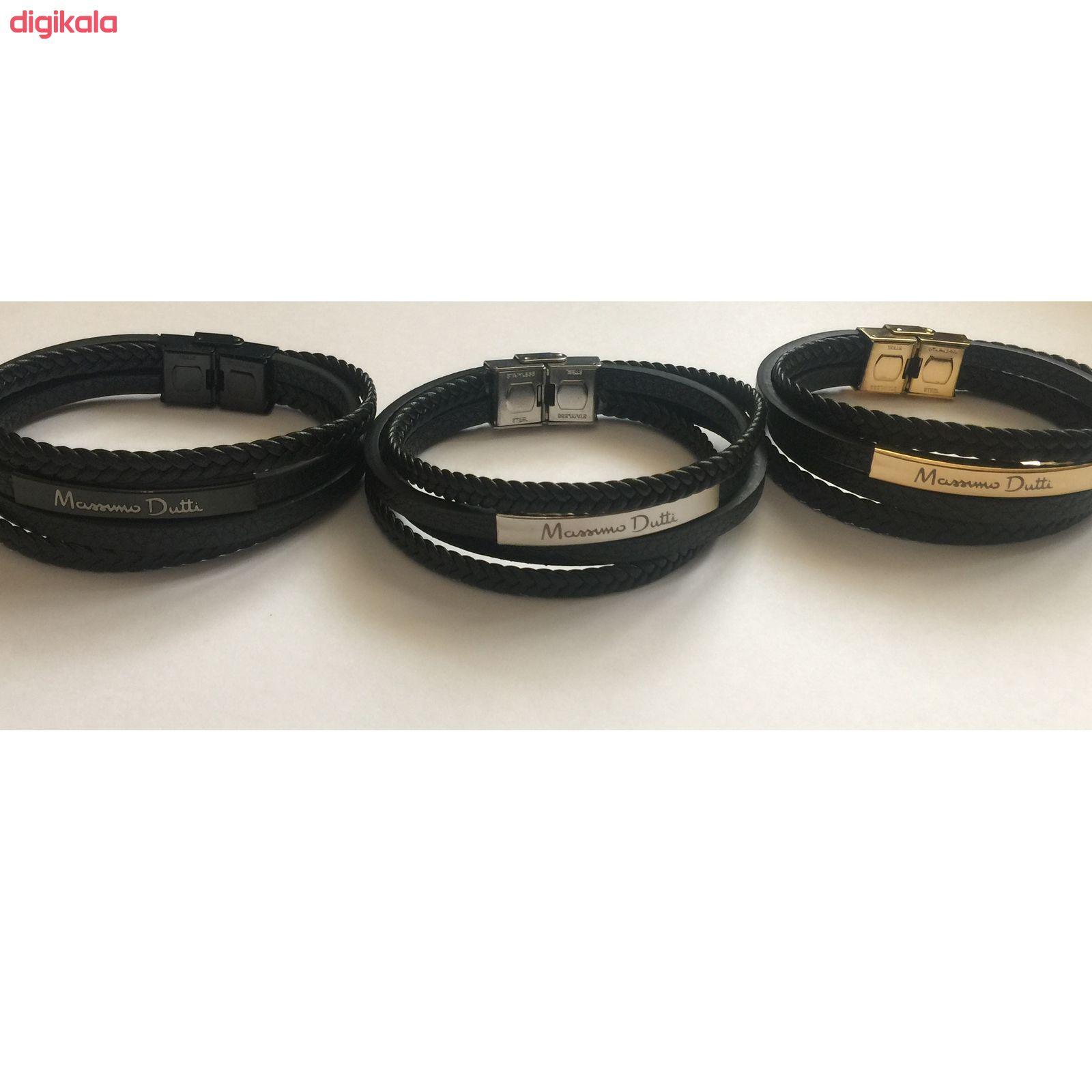 دستبند مردانه مدل M.D268 main 1 4